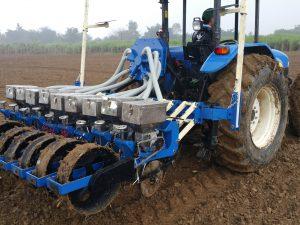 Máy gieo đậu phộng - VInaMach